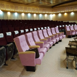 آمفی تئاتر دانشگاه بوئین زهرا 01