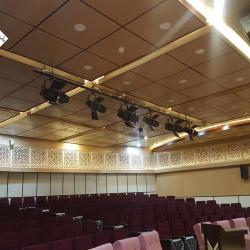 آمفی تئاتر دانشگاه بوئین زهرا 07