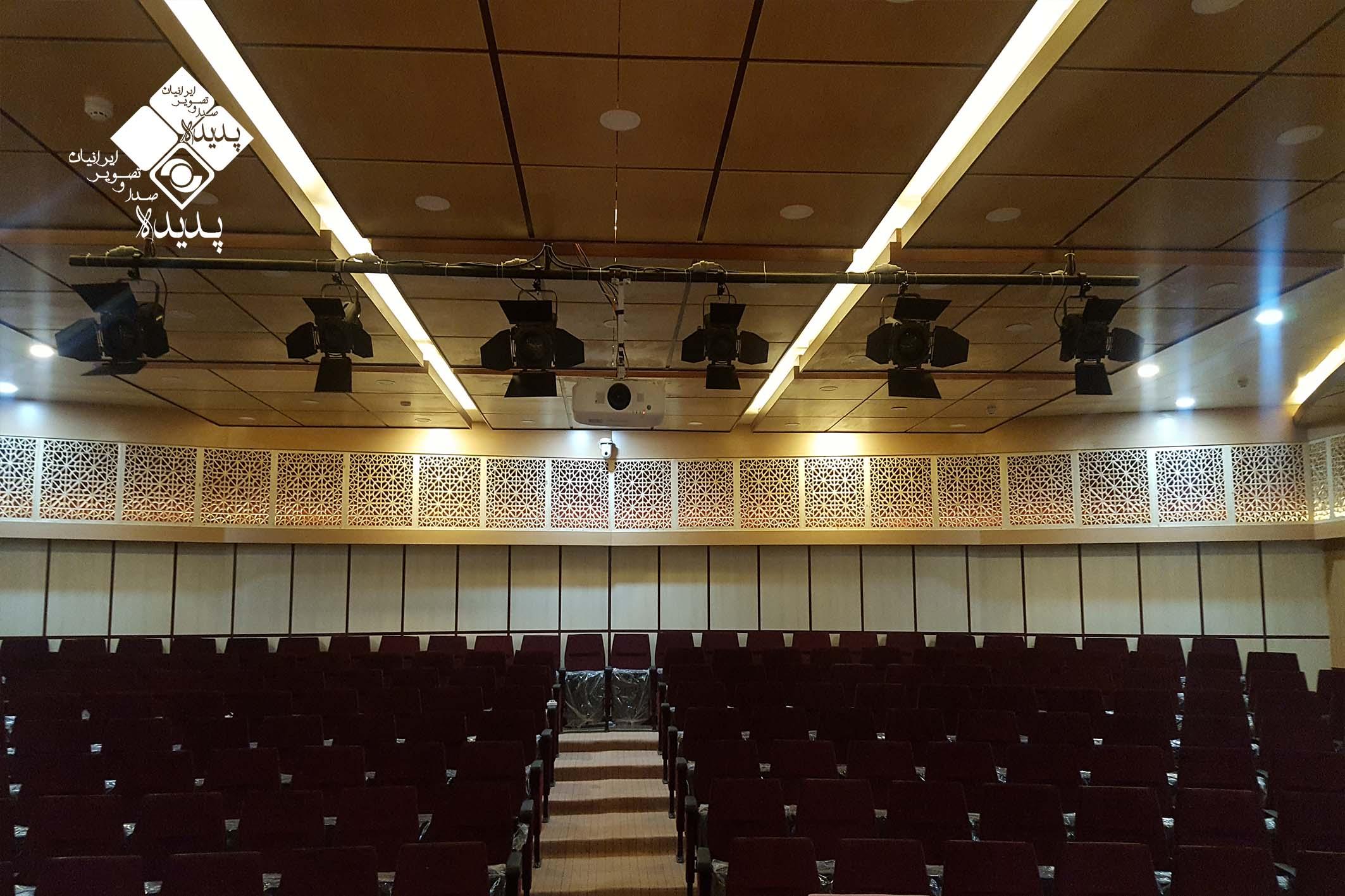 آمفی تئاتر دانشگاه بوئین زهرا 08