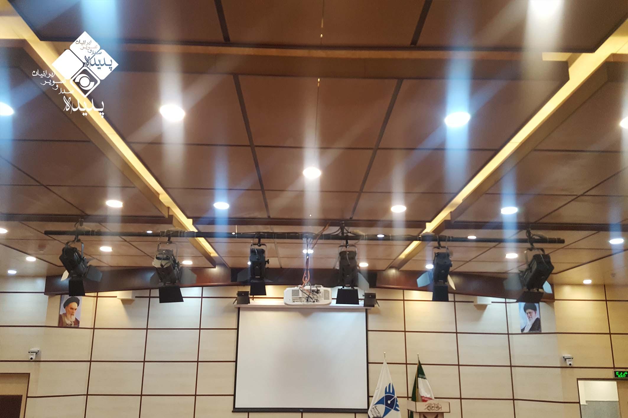 آمفی تئاتر دانشگاه بوئین زهرا 12