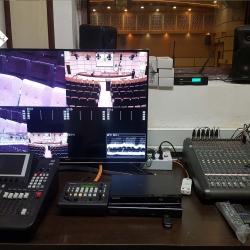 آمفی تئاتر دانشگاه بوئین زهرا 15