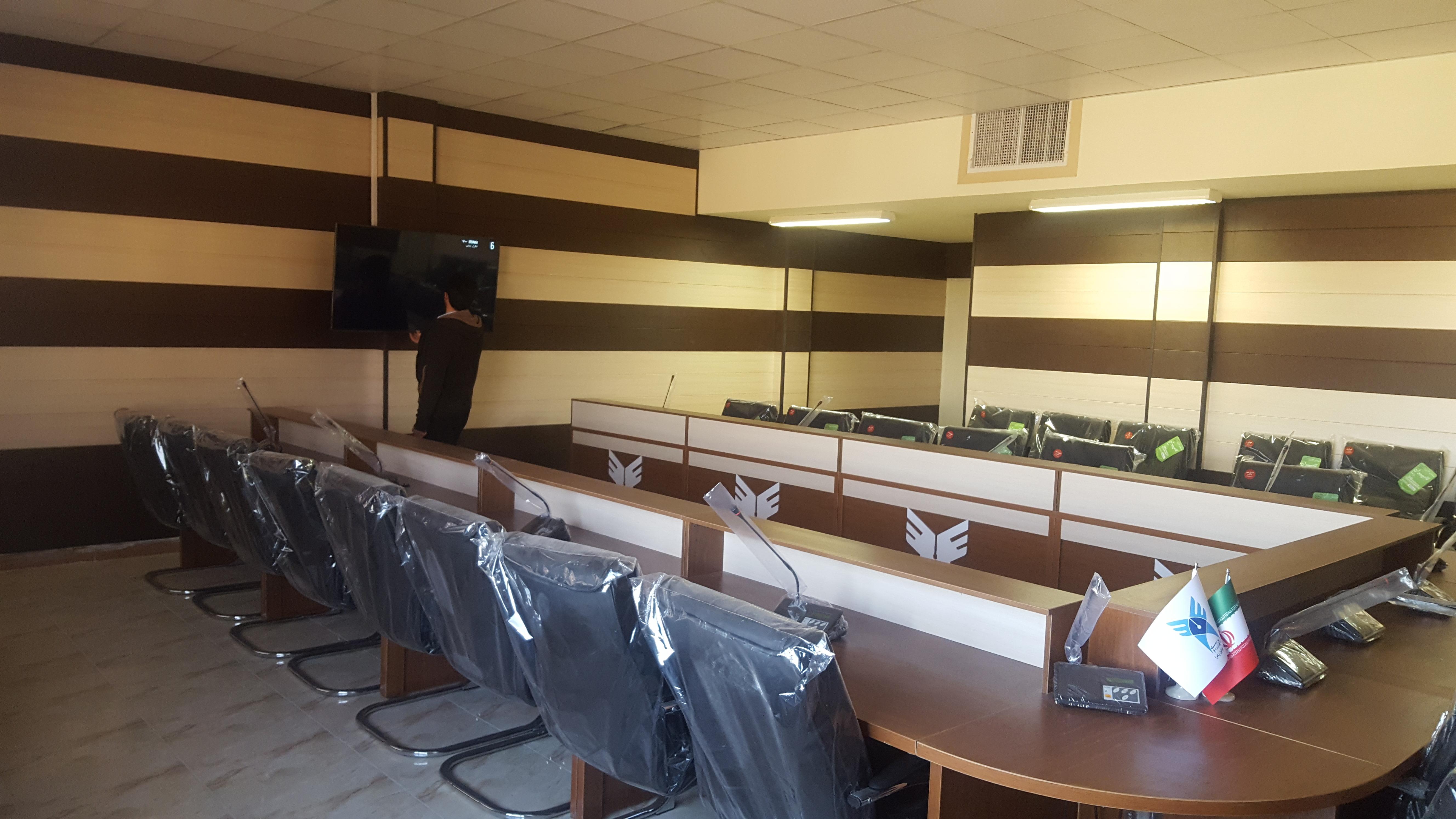سالن کنفرانس دانشگاه بوئین زهرا 05