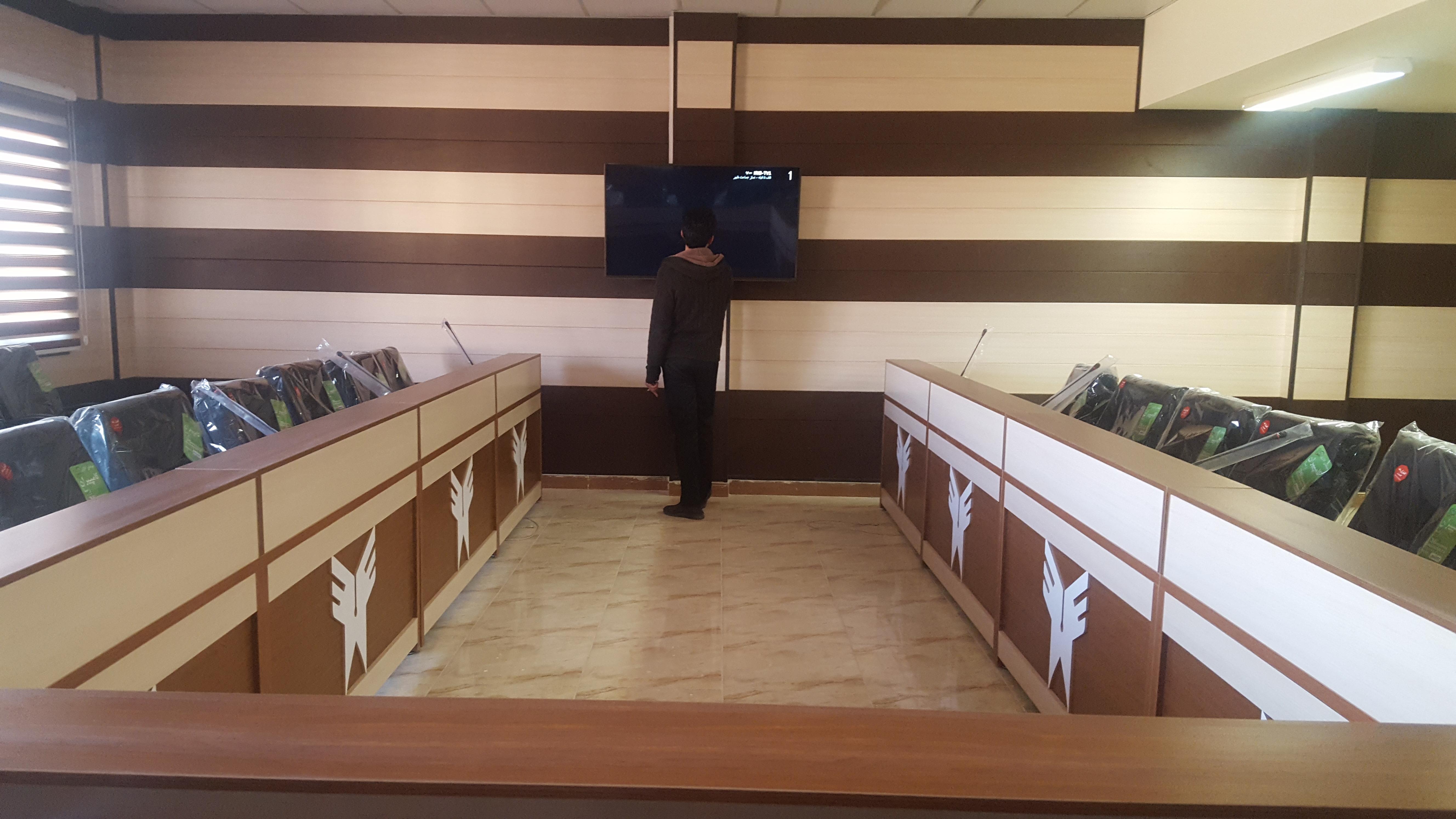 سالن کنفرانس دانشگاه بوئین زهرا 06