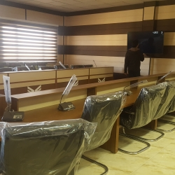 سالن کنفرانس دانشگاه بوئین زهرا 07