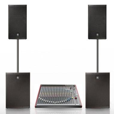 خرید سیستم صوتی و فاکتورهای مهم در انتخاب برند معتبر